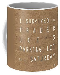 Trader Joe's Parking Lot Coffee Mug