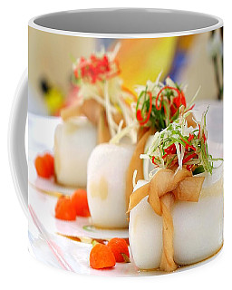 Traditional Chinese Hakka Rice Noodle Roll Coffee Mug