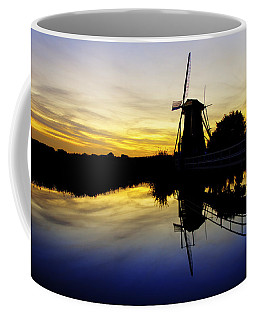 Traditional Dutch Coffee Mug