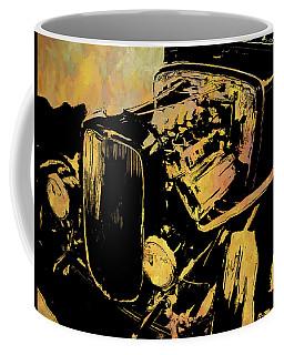 Coffee Mug featuring the digital art Traditional Hemi Rust by David King