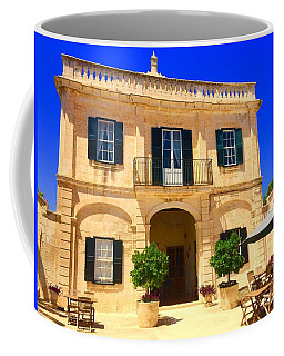 Traditional Menorcan Farmhouse Coffee Mug