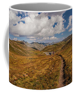 Trail Dancing Coffee Mug