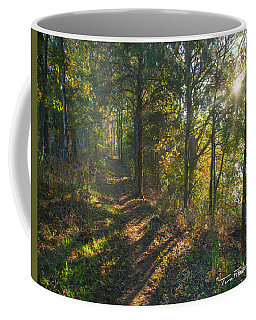Trail Coffee Mug