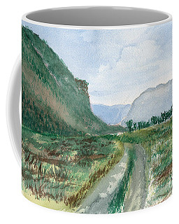 Trail To Canada Coffee Mug