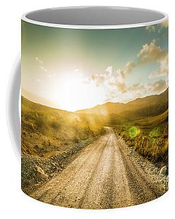 Trail To Trial Coffee Mug