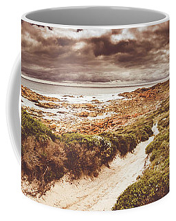 Trail To Western Tasmania Coffee Mug