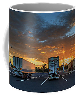 Trailer Park Sun Rise Coffee Mug