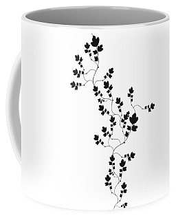 Trailing Leaves Coffee Mug