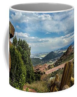 Trails At Red Rocks Coffee Mug