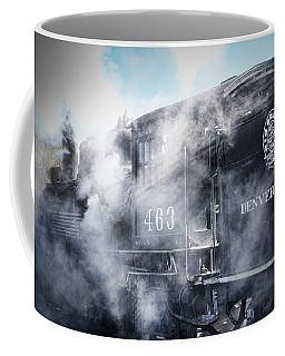 Train Engine 463 Coffee Mug