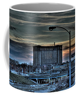 Train Station Detroit Mi Coffee Mug