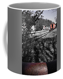 Train Time Coffee Mug