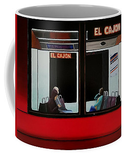 Train To El Cajon Coffee Mug