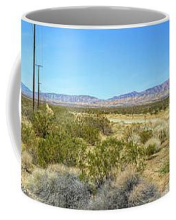 Train To Tehachapi Coffee Mug