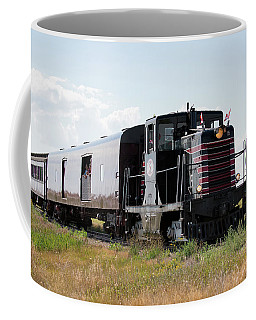 Train Tour Coffee Mug