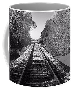 Train Trail Coffee Mug