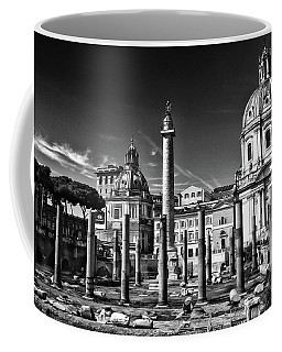Trajan's Forum - Forum Traiani Coffee Mug
