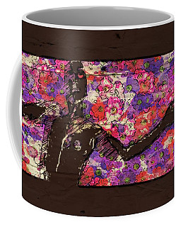 Trance Girl No. 1 By Mary Bassett Coffee Mug