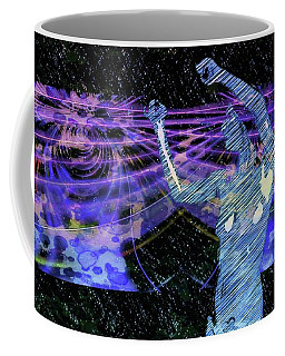 Trance Girl No. 4 By Mary Bassett Coffee Mug