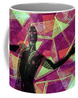 Trance Girl No. 6 By Mary Bassett Coffee Mug