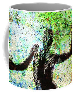Trance Girl No. 7 By Mary Bassett Coffee Mug