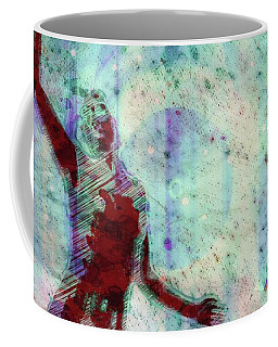 Trance Girl No. 9 By Mary Bassett Coffee Mug