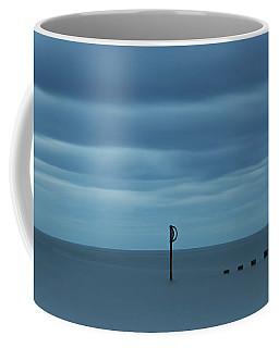 Tranquil Aberdeen Beach _ Pano Coffee Mug