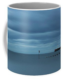 Tranquil Aberdeen Beach Coffee Mug