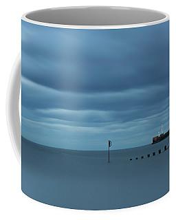 Tranquil Aberdeen Beach Coffee Mug