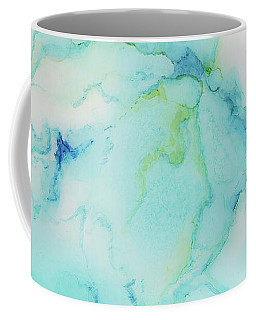 Tranquil And Soft Sky Coffee Mug
