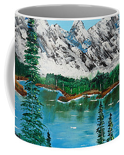 Tranquil Countryside  Coffee Mug