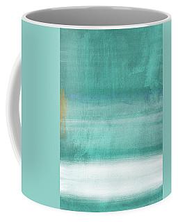 Tranquil Horizon- Art By Linda Woods Coffee Mug
