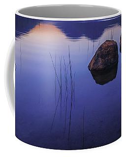 Tranquil In Blue   Coffee Mug