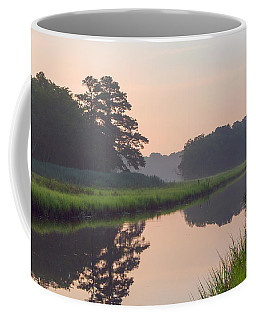 Tranquil Reflections Coffee Mug by Allan Levin