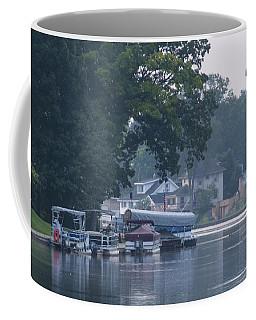 Tranquil River Coffee Mug