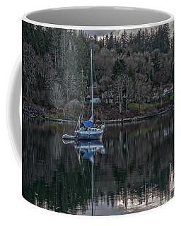 Tranquility 9 Coffee Mug by Timothy Latta