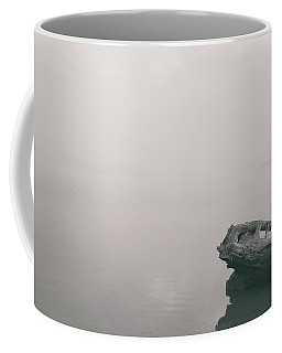 Tranquility By The River Coffee Mug
