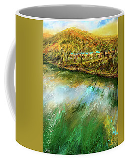 Tranquility Cottages - Anglers White River Resort Arkansas - Mountain View, Arkansas Coffee Mug