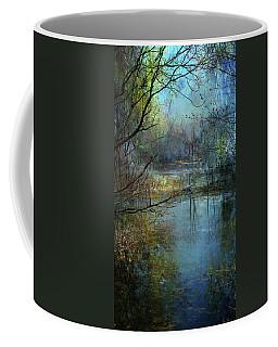 Tranquility Coffee Mug by John Rivera