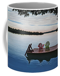Tranquility Coffee Mug by Kenneth M  Kirsch