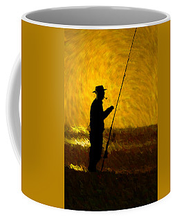 Tranquility Coffee Mug by Paul Wear