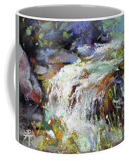 Tranquility Coffee Mug by Rae Andrews