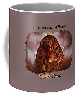 Transcendent Devils Tower 2 Coffee Mug