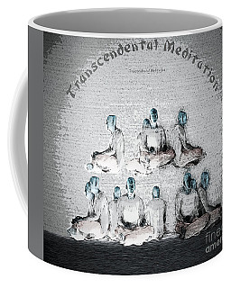 Transcendental Meditation Coffee Mug