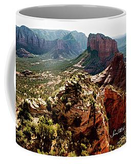 Transept Mountains 04-089 Coffee Mug by Scott McAllister