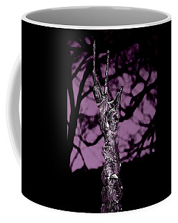 Coffee Mug featuring the digital art Transference by Danielle R T Haney