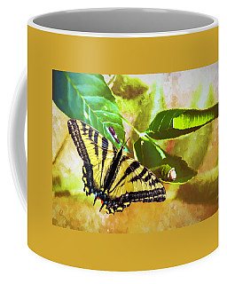 Coffee Mug featuring the photograph Transformation  by Diane Schuster