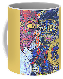 Transgenerational Karma Coffee Mug