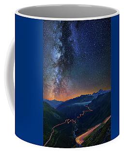 Transience And Eternity Coffee Mug