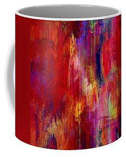 Transition - Abstract Art Coffee Mug